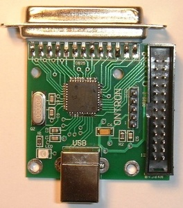 USB Parallel convertor