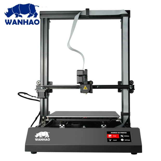 Wanhao-Duplicator-9-Mark-I-Large-build-size-Format-3D-Printer-300-400-500-all-metal-hot-end-resume-auto-bed-touch-screen-01