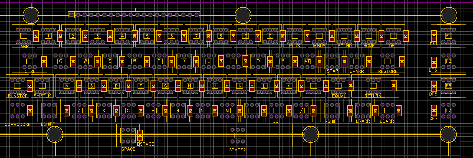 C64Mini - Final PCB Revision Maybe